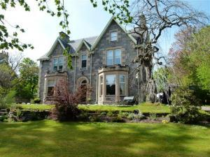speyside scenic day and half day tours, culdearn house