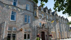 speyside whisky day and half day tours, grant arms