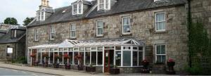 scottish scenic day and half day tours, willowbank house